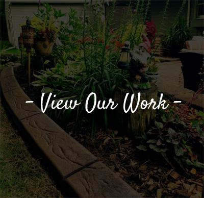View our Landscape Curbing Portfolio